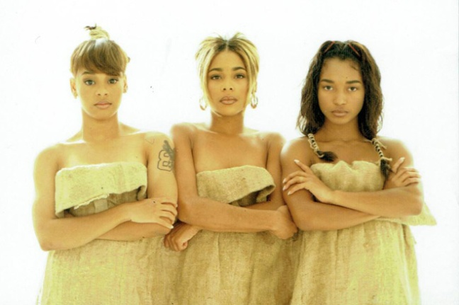 TLC Funding Final Album Through Kickstarter - ABC News